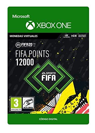 FIFA 20 Ultimate Team - 12000 FIFA Points - Xbox One ...
