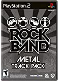 Rock Band: Metal Track Pack - PlayStation 2