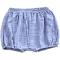 AYIYO Baby Girls Boys Soft Cotton Linen Bloomers Cute Loose Harem Shorts