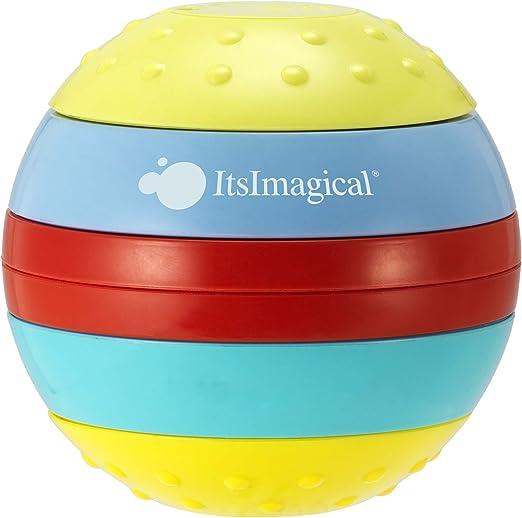 itsImagical Pelota para bebé con Luces y Sonidos Imaginarium 87948 ...