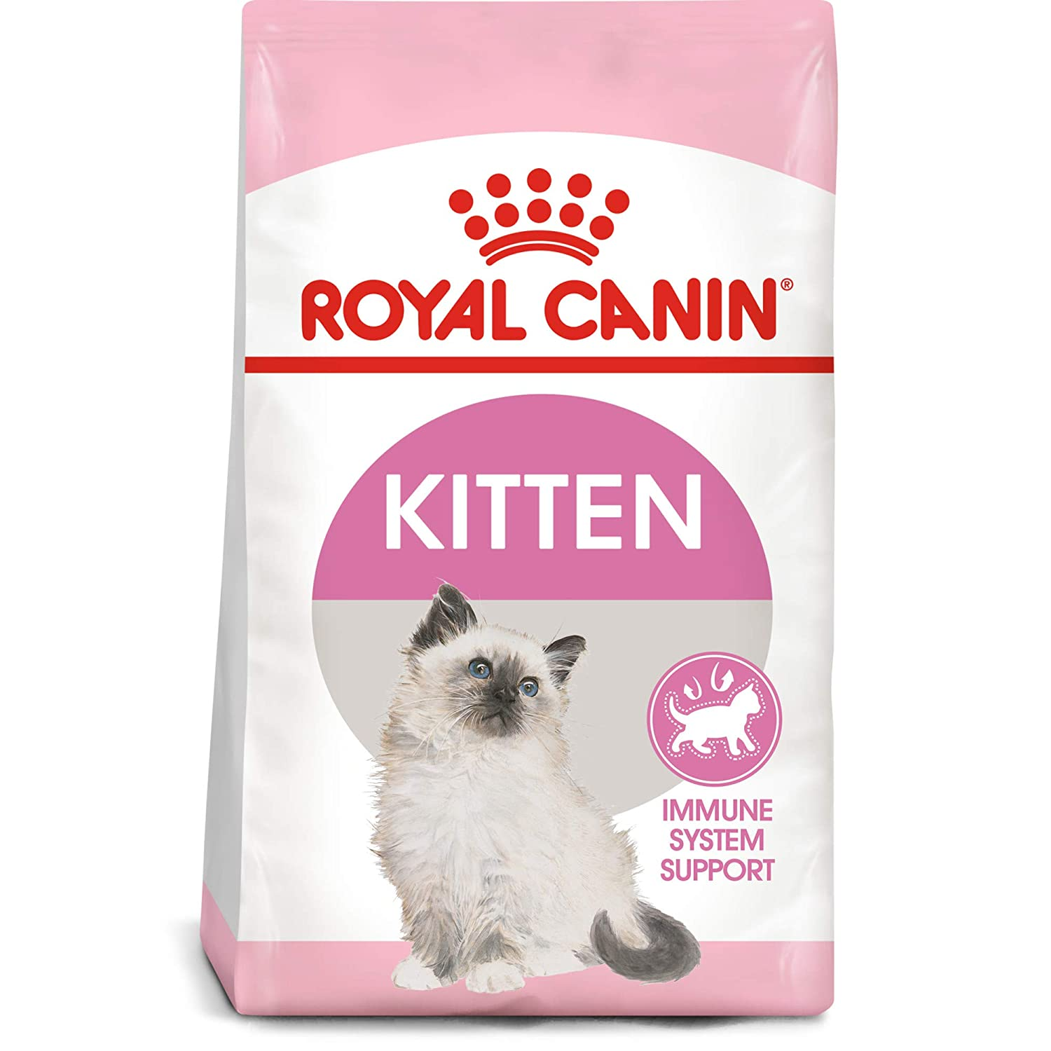 3.5-Pound Royal Canin Feline Health Nutrition Dry Food for Young Kittens, 3.5 Pound Bag