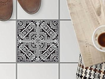 mosaikfliesen fuboden dekorsticker fliesen aufkleber folie sticker selbstklebend kche renovieren bad bodentattoo 33 - Kuche Renovieren Folie
