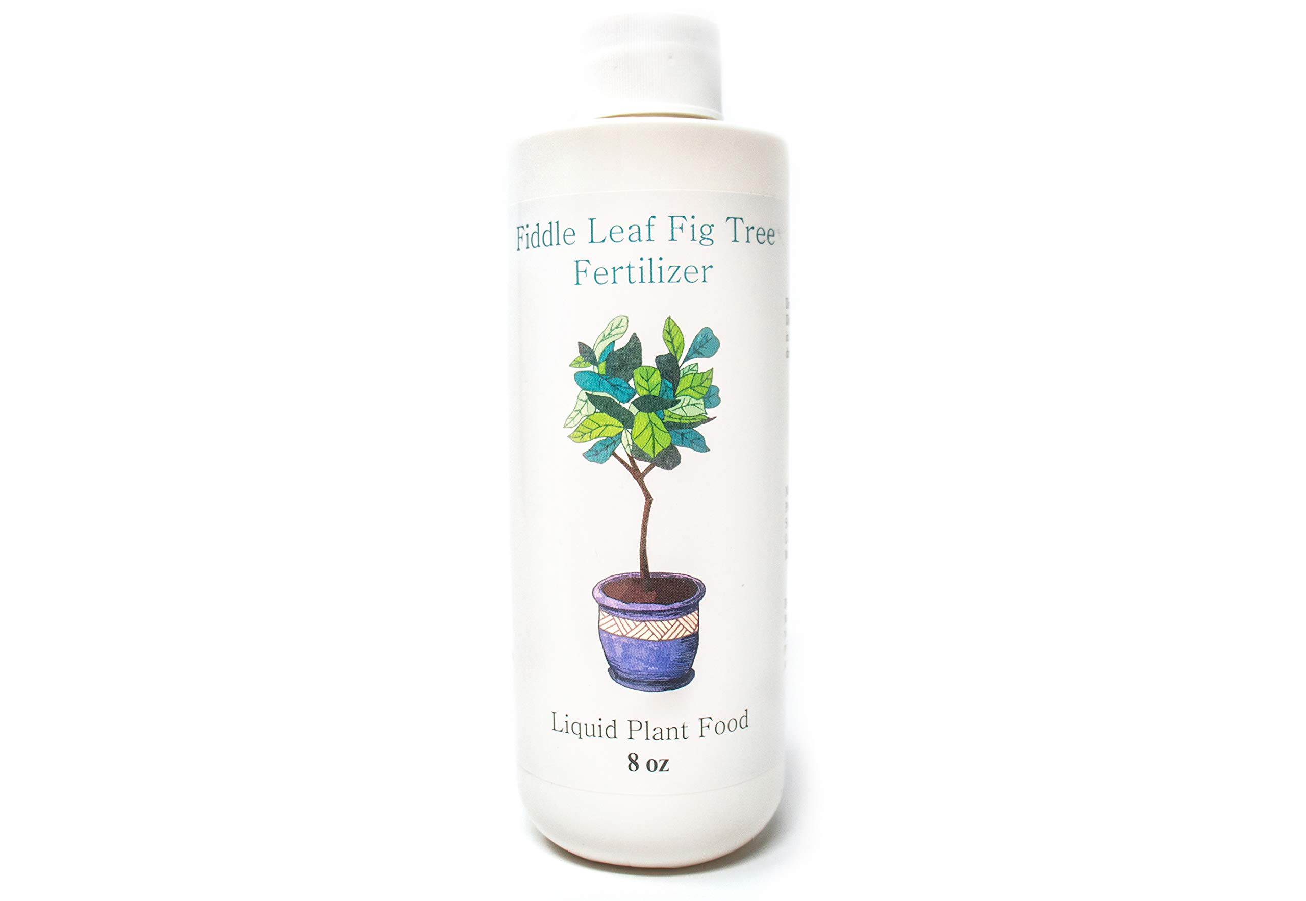 Fiddle Leaf Fig Tree Fertilizer | Ficus Plant Food | Improves Leaves and Branches | Potted Indoor Trees/House Plants Treatment by Plants for Pets by Plants for Pets