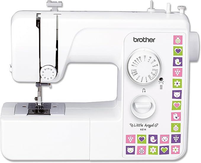 BROTHER ke14vm1 Sewing Machine KE 14: Amazon.es: Hogar