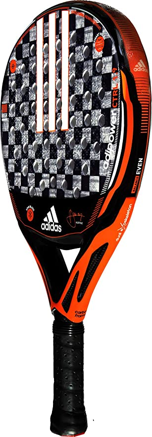 adidas Adipower Control 1.9 Orange/Black/Silver Advanced-Professional Padel Racket