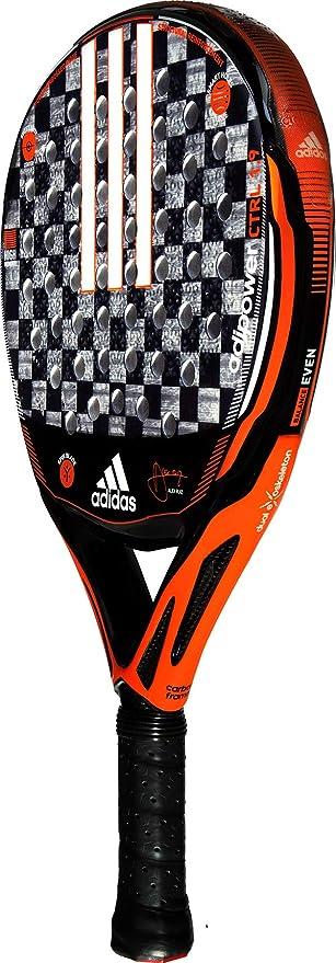 adidas Adipower Control 1.9 Orange/Black/Silver Advanced-Professional Padel Racket