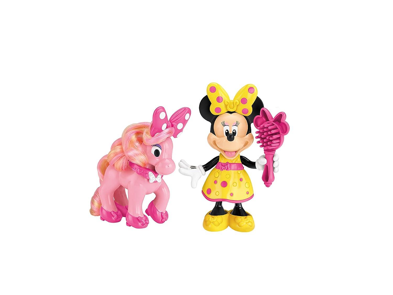 Disney BJN95 Minnie Minnie's Playtime Pony by Fisher-Price (English Manual)