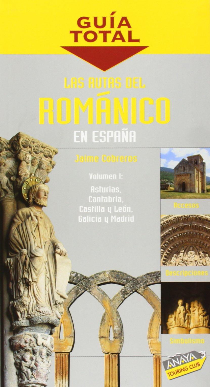 Rutas del romanico en España 1, las (guia total): Amazon.es: Cobreros, Jaime: Libros