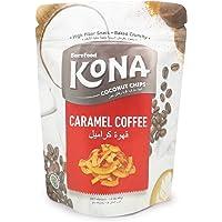 Barefood Kona Coconut Chips (Caramel Coffee)