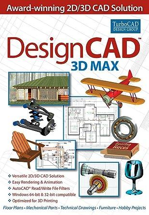 Amazon Imsi Design Designcad 3d Max 2016