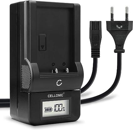 Cellonic Ladegerät Bc Dc12 Kompatibel Mit Leica Q Kamera
