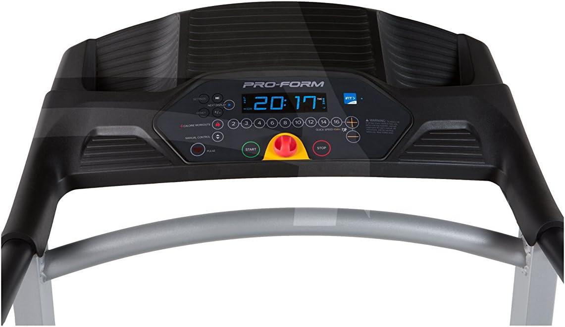 ProForm PETL38817 Cinta de Correr 105 CST, Velocidad hasta 16 Km/H ...