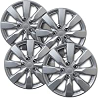 $34 » OxGord Hubcaps 16 inch Wheel Covers - (Set of 4) Hub Caps for 16in Wheels Rim Cover - Car…