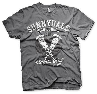 1b449329b1099 Buffy the Vampire Slayer Officially Licensed Sunnydale Slayers Club ...