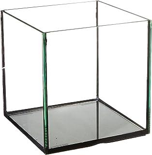 Deep Blue Professional ADB11441 Rimless Cube Aquarium Glass Tank 8 By