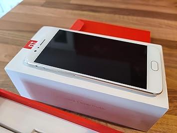 Oneplus 5 6GB RAM+ 64GB ROM Dual SIM 4G FDD-LTE 5.5 inch Smartphone Snapdragon 835 Gris: Amazon.es: Electrónica
