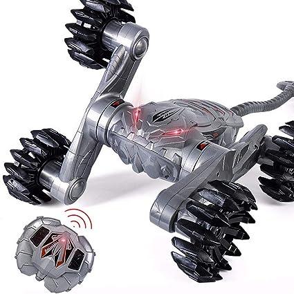 Pinjeer Máquina de Armadura de Control Remoto Scorpion ...