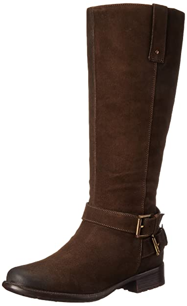 a07caf41 Amazon.com: Clarks Women's Plaza Steer Boot: Shoes
