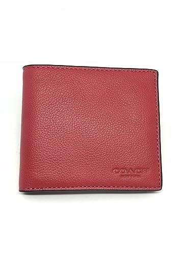 brand new c28cd b430e Amazon   (コーチ) COACH 財布 二つ折り メンズ F75084 DN8 ...