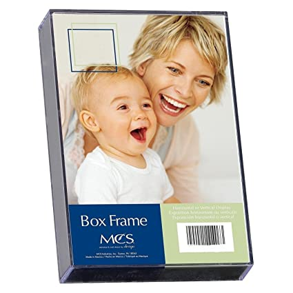 Amazon.com - The 8x10 Acrylic BOX Frame - 8x10 -