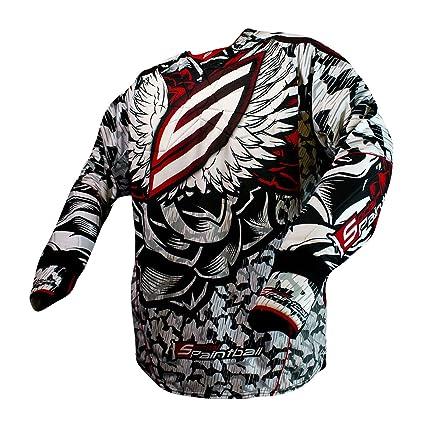 fa8e8bbb3 Social Paintball Custom Flex Padded or Unpadded Jersey, Wings Camo  (2X-Large)