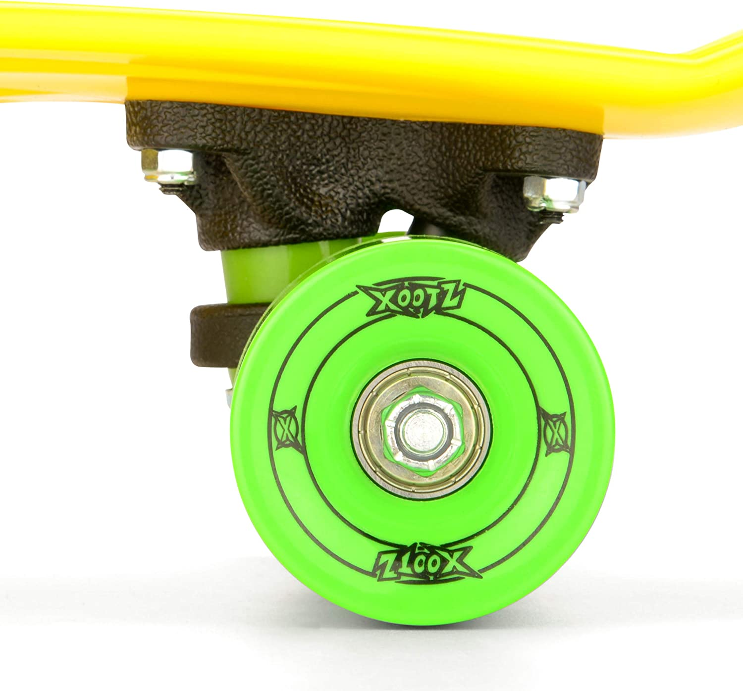Xootz Kid's Mini Cruiser Skateboard - 2