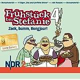 NDR 2 - Frühstück bei Stefanie 4 - Zack, bumm, Bongjour!