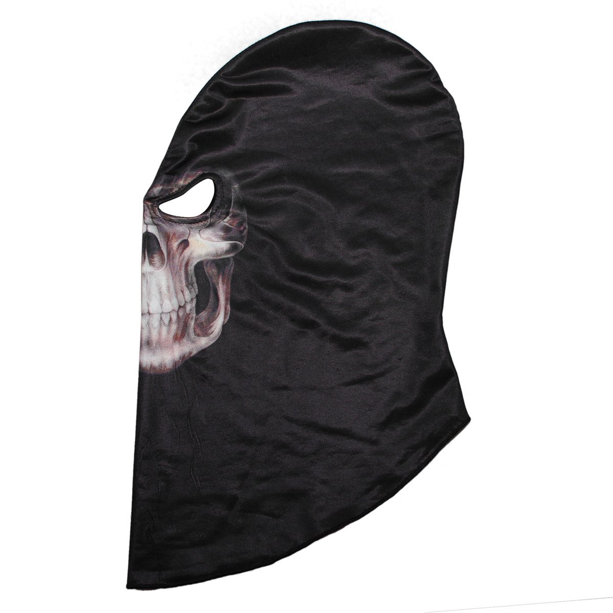 WTACTFUL Skeleton Skull Balaclava Ghost Death Masks Halloween Costume Cosplay Warmer Full Face Mask for Cycling Motorcycle Ski Outdoor Sport
