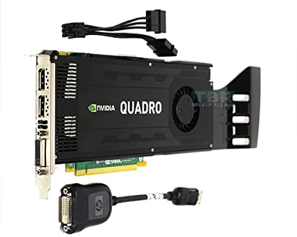 Amazon.com: Nvidia Quadro K4000 3GB GDDR5 PCIe x16 Dual DisplayPort