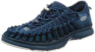 7c60ffa21dcd Keen Womens Uneek O2 Majolica Blue Legion Blue 6.5 B - Medium