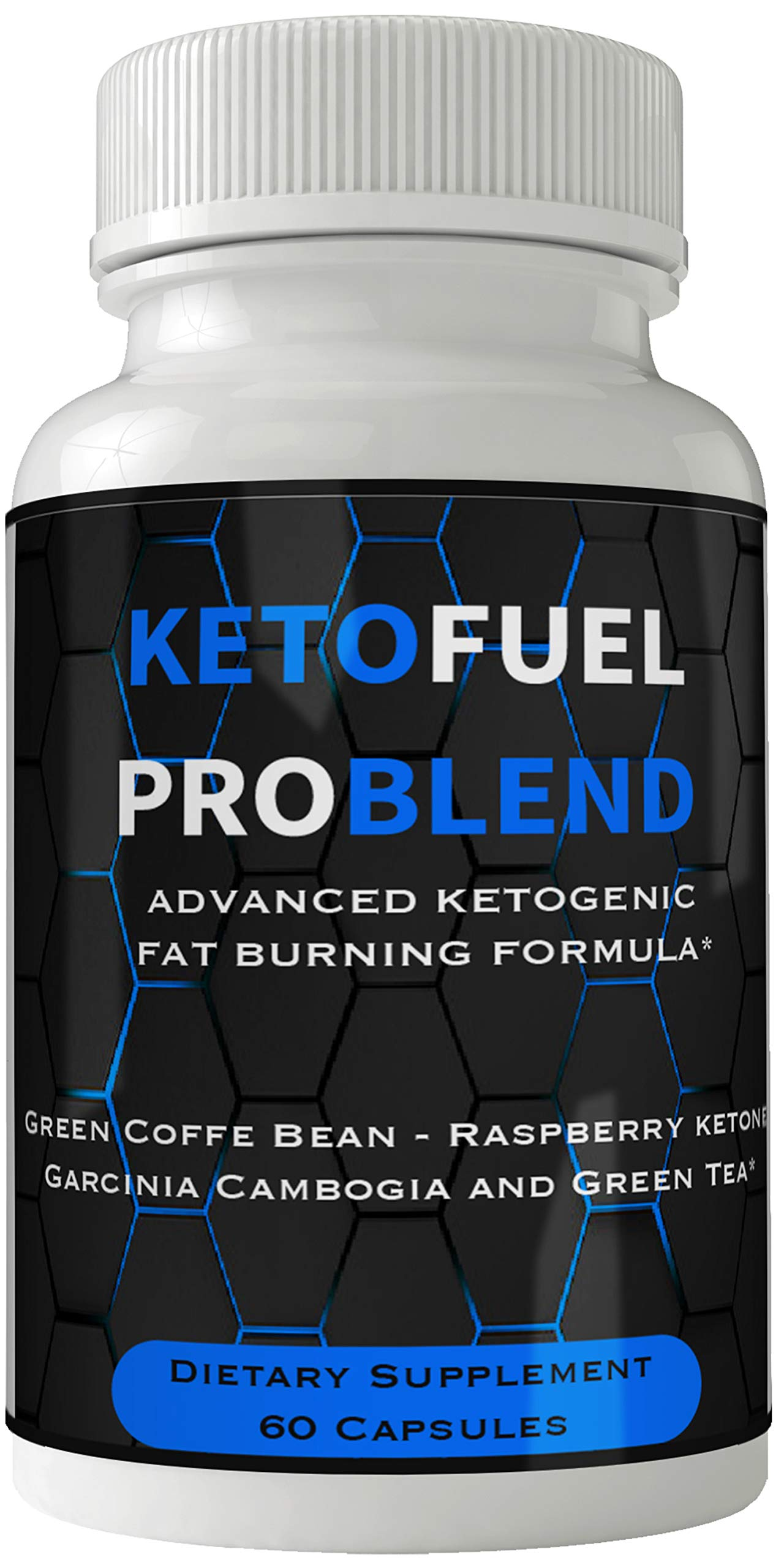 Keto Fuel Pills | Keto Fuel Weight Loss Pills | Keto Fuel Supplements - Weightloss Lean Fat Burner | Advanced Thermogenic Rapid Fat Loss Supplement for Women and Men by nutra4health LLC (Image #1)