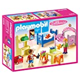 Playmobil 5306 Children's Room Doll House - Multi-Coloured