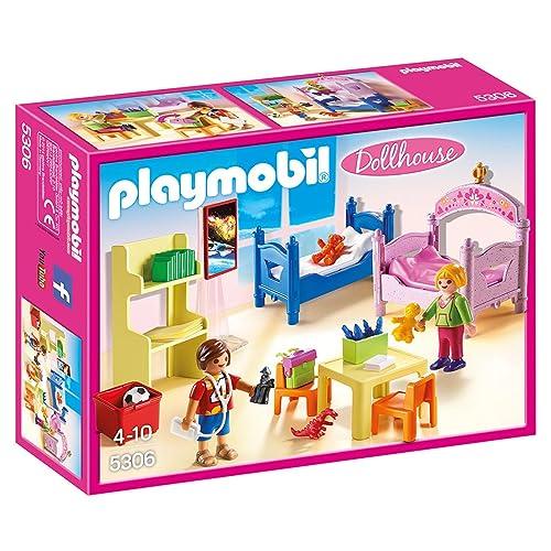 Playmobil 5306 Dollhouse Childrenu0027s Room