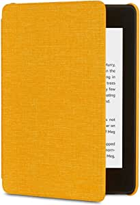 All-new Kindle Paperwhite Water-Safe Fabric Cover (10th Generation-2018), Canary Yellow