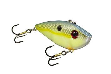 Strike King Red Eye Shad 1//2 oz Crawfish