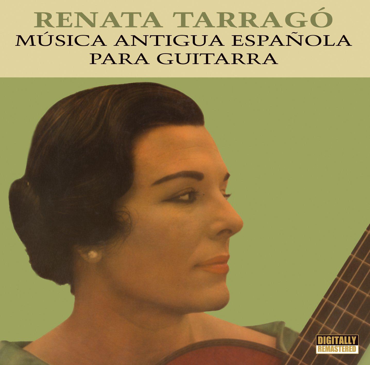 Musica antigua española para guitarra: Amazon.es: Música