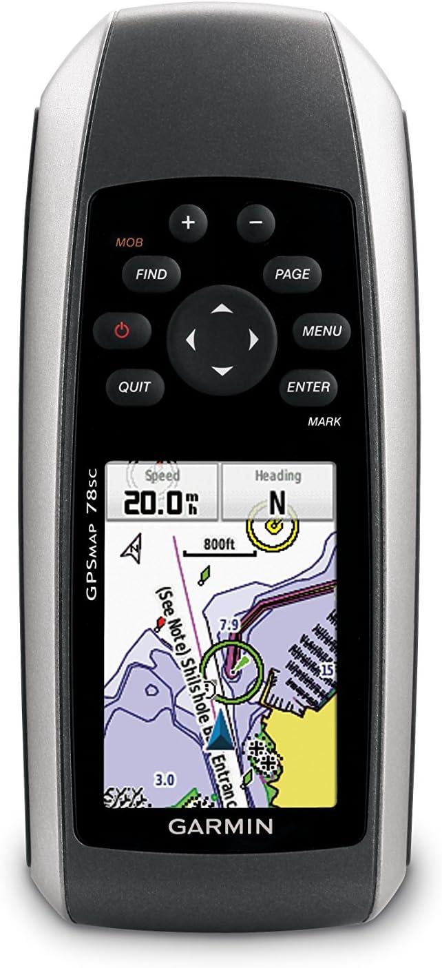 Garmin 78sc Waterproof Marine GPS