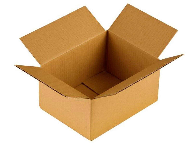 400x200x300 mm Faltkartons - BRAUN - Versandkarton Versandkarton Versandkarton Kartons Faltschachteln Versandkarton Postkarton - Menge wählbar - (60) B07PM7SCZB | Vielfalt  5b400b
