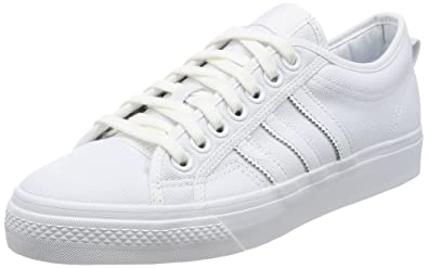 sports shoes bb9c1 52d01 adidas - Nizza - BZ0496 - Color  White - Size  7.5