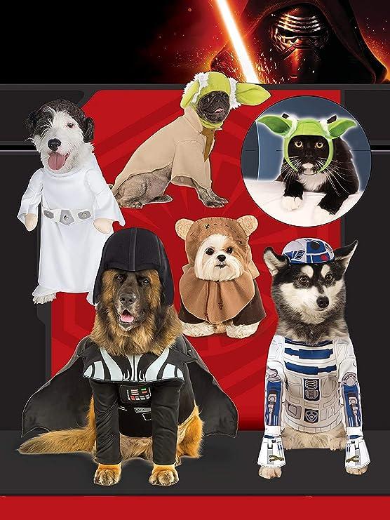 Rubies Star Wars Classic Chewbacca Pet Leash and Harness Medium