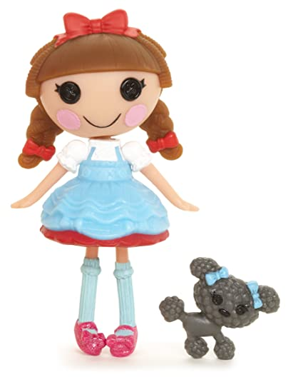 Lalaloopsy - Mini Mondo Dotty Gale Winds Mini Doll 7,5cm: Amazon ...