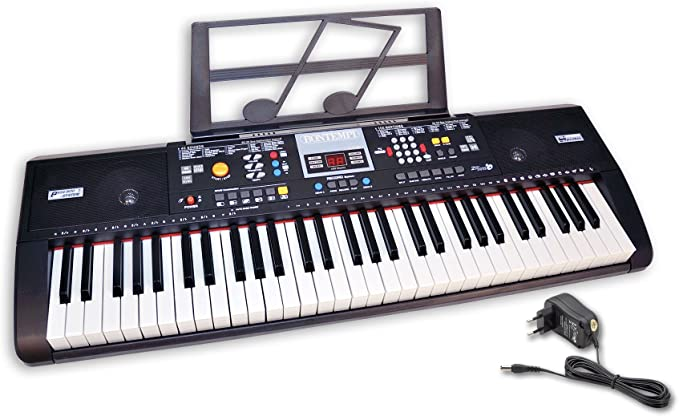 Bontempi Digital Drum Set w// Keyboard