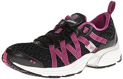 Women's Hydro Sport Water Shoes and HDO Workout Headband Bundle
