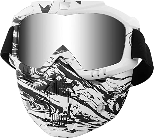 GGBuy Motorcycle Helmet Riding Goggles