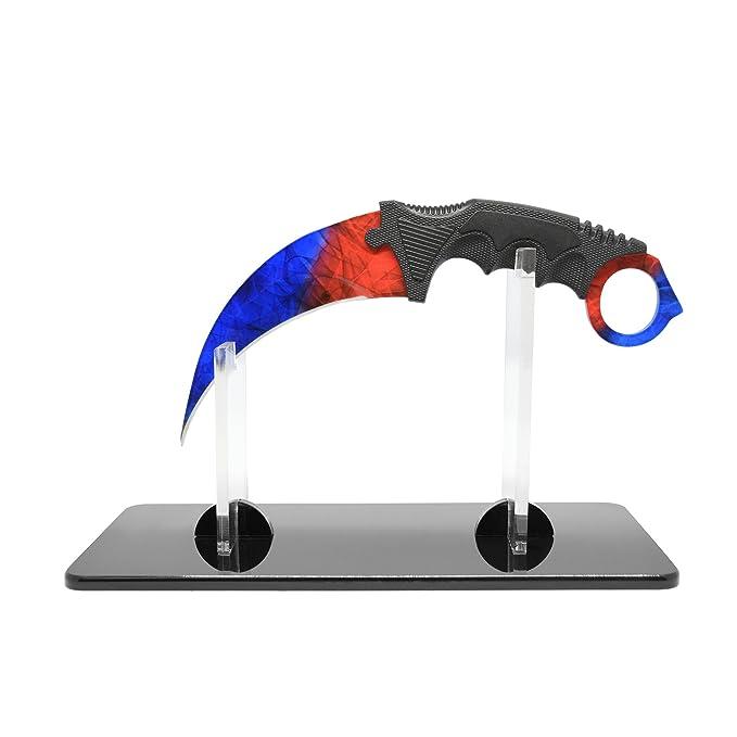KNIFY KARAMBIT Stand - Real CS:GO Cuchillos - Cuchillo ...