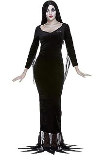 Rubbies - Disfraz de morticia para mujer, talla 12-14 (15526M ...