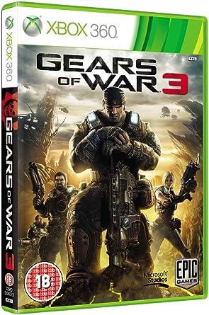 Gears of War 3 (Xbox 360)[Importación inglesa]: Amazon.es ...