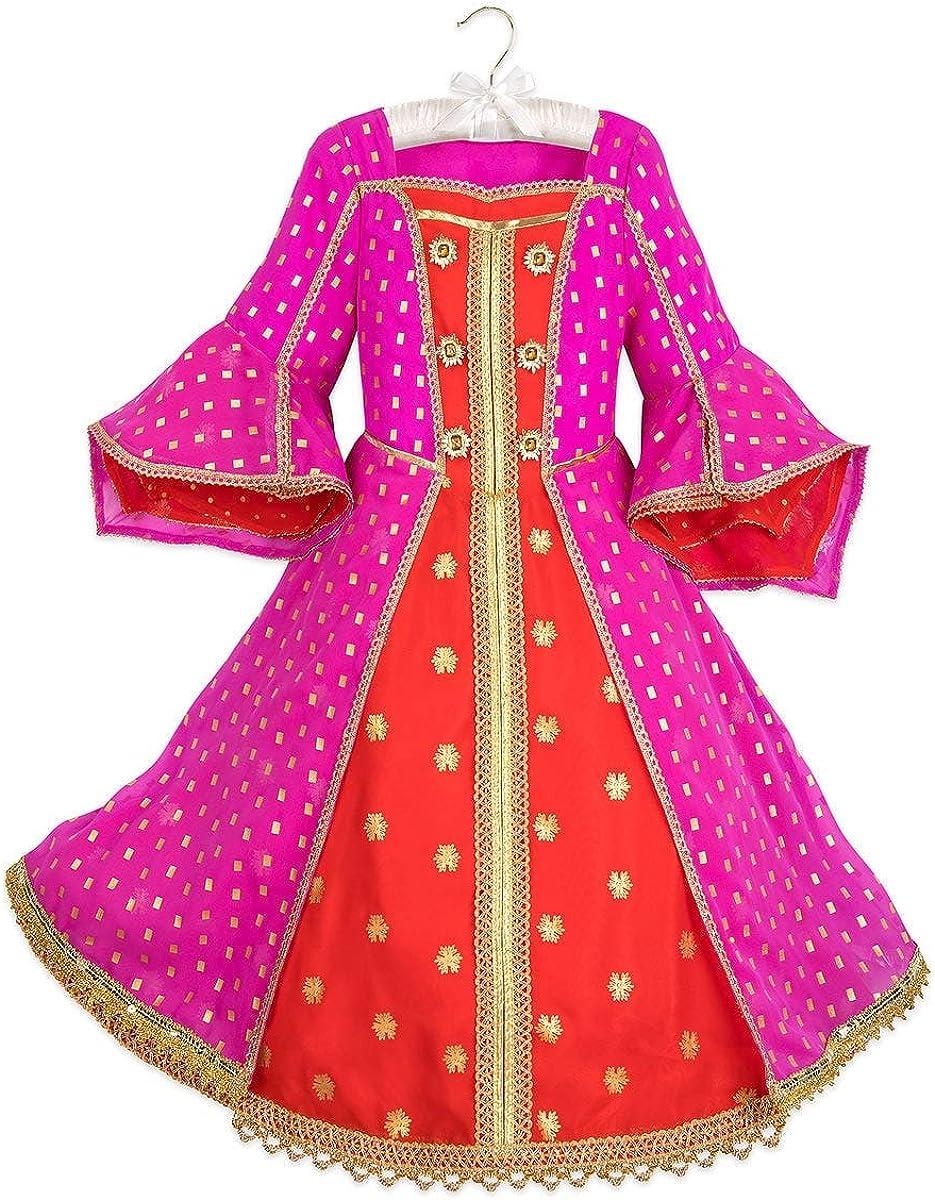 NEW Disney/'s Aladdin Jasmine/'s Pink and Gold Fashions