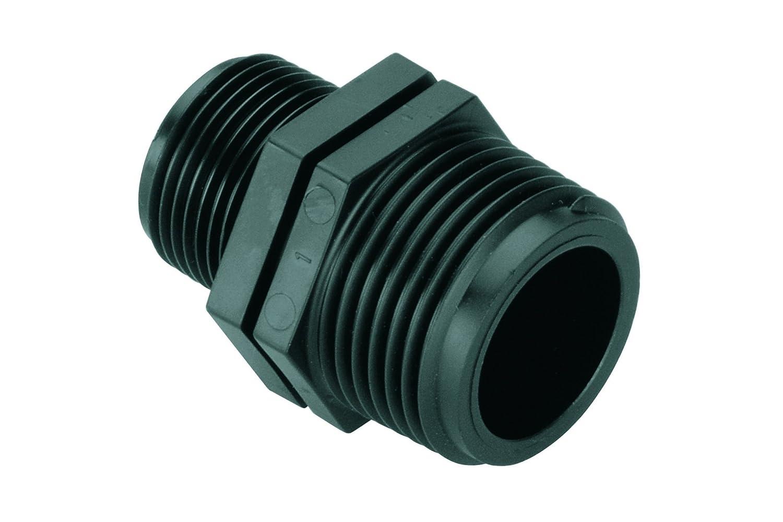 Gardena Conector para vá lvula con 1' x 3/4' rosca, Standard G2754-20