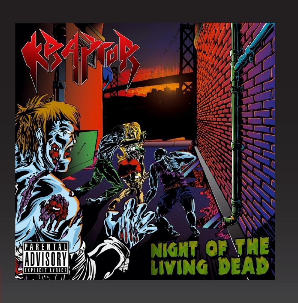 kraptor night of the living dead